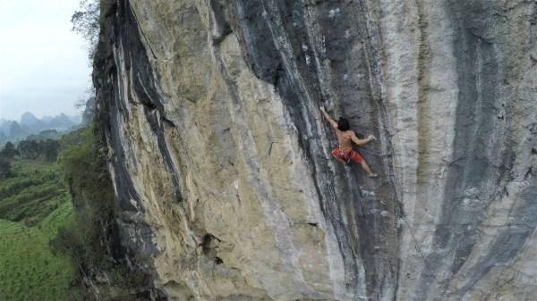 White Mountain Rock Climbing