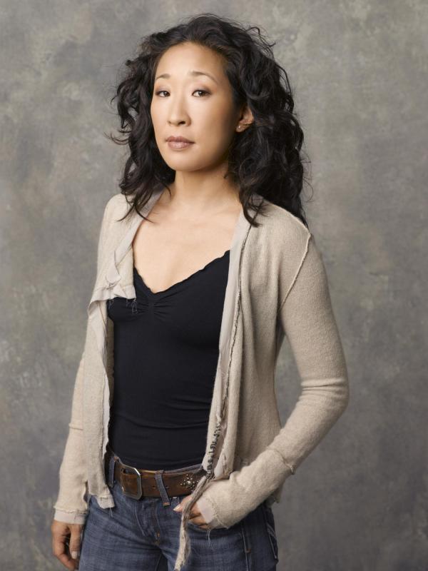 Sandra Oh Grey