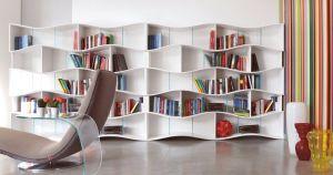 bookshelves wallpapers hq