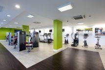 Fitness Gym Interior Design Ideas