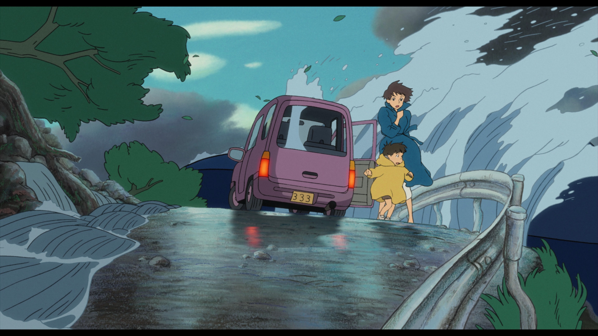 Ghibli Wallpaper Iphone Ponyo Wallpapers High Quality Download Free