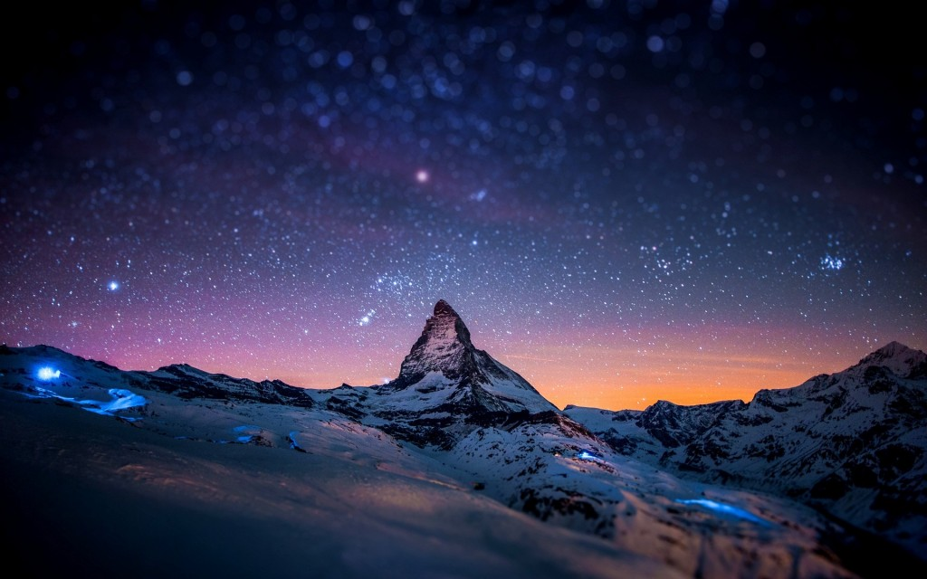 starry sky wallpapers high