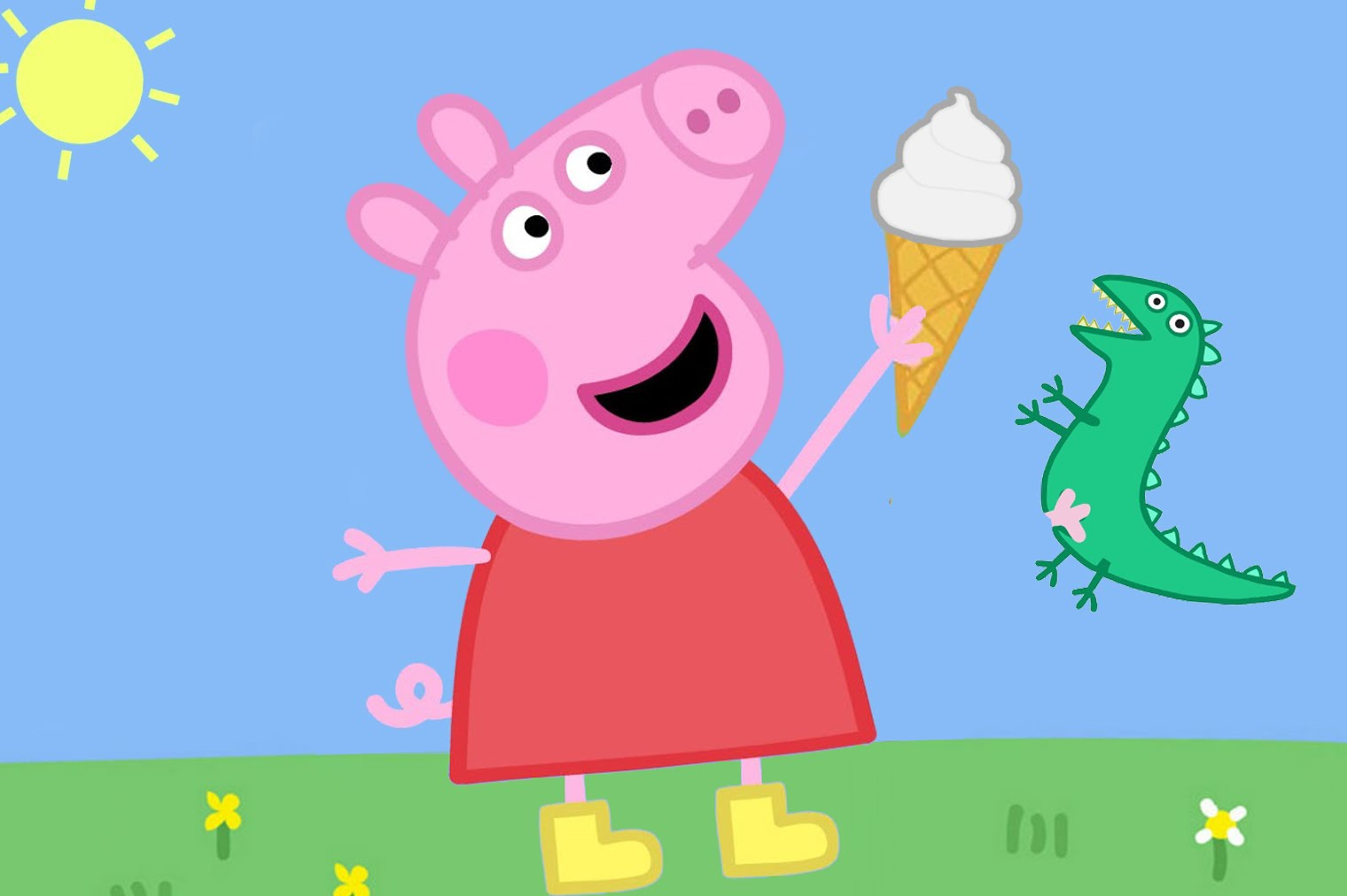 Peppa Pig Wallpapers High Quality  Download Free
