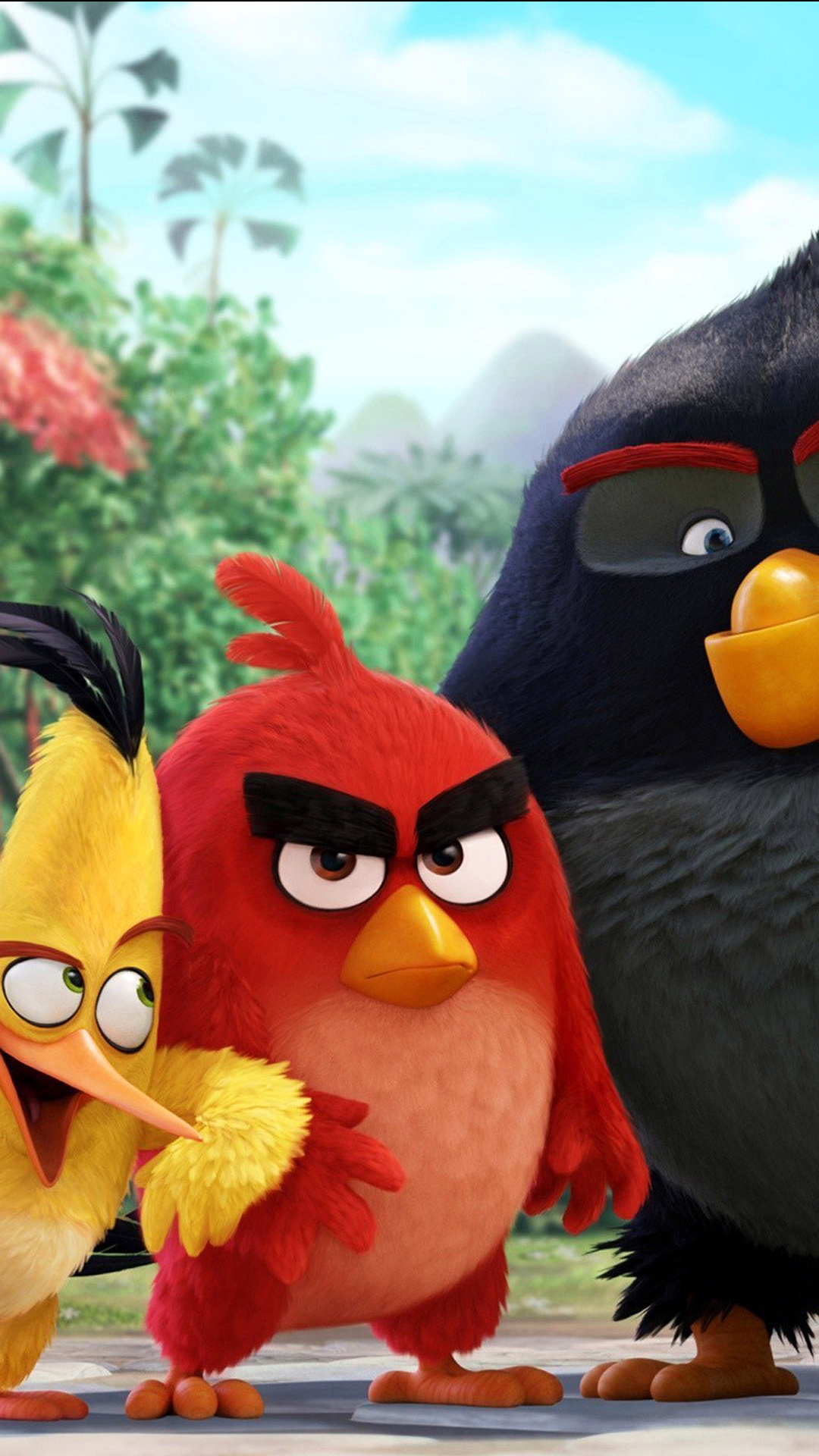 4k angry birds wallpapers