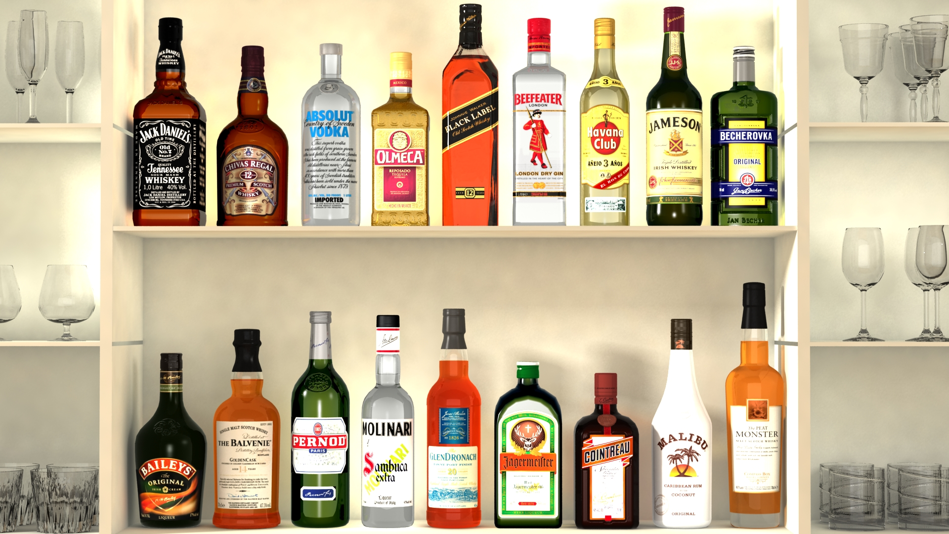 Alcohol Bar Wallpapers High Quality  Download Free
