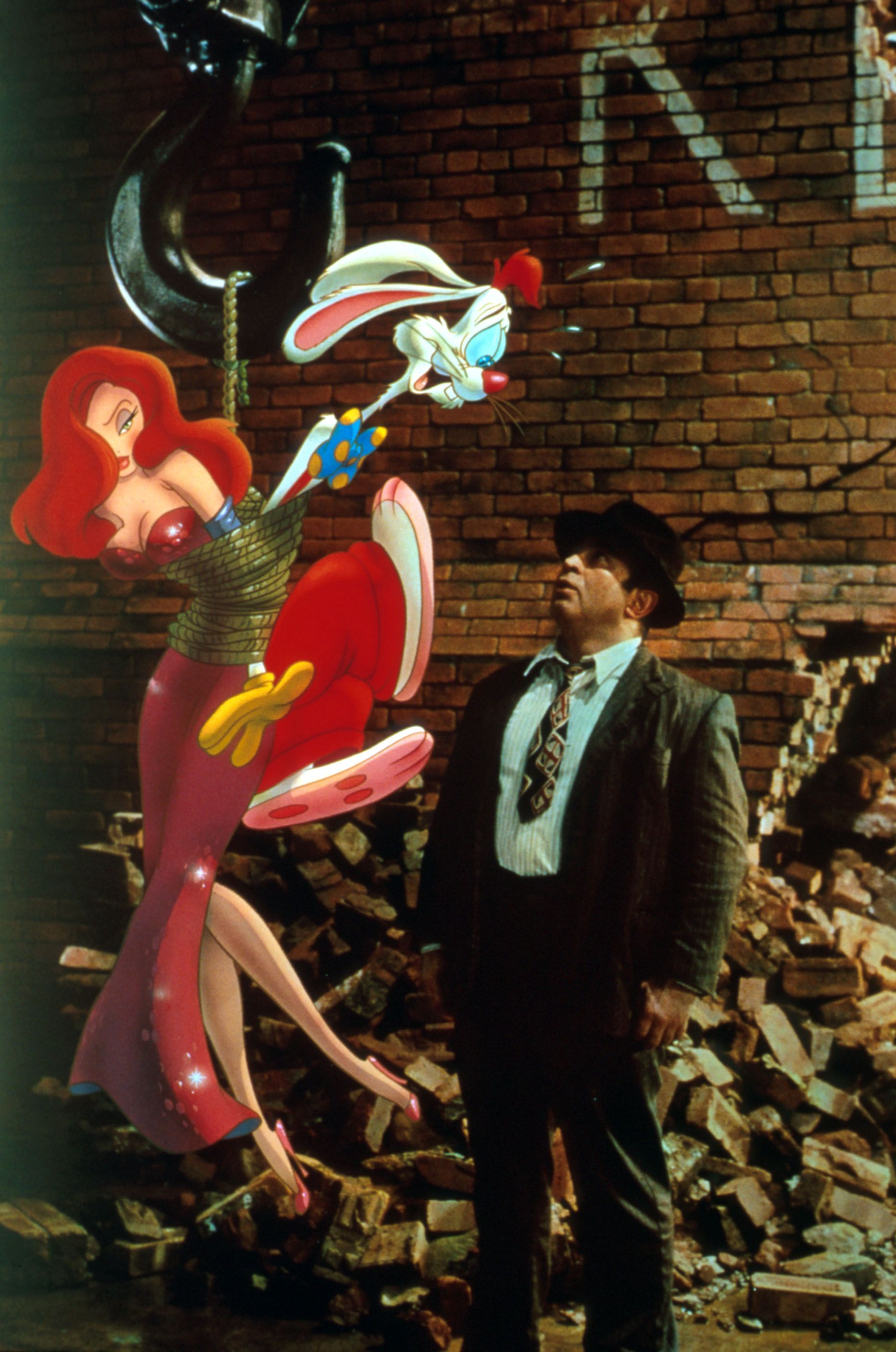 Wallpaper Smartphone Anime Roger Rabbit Wallpapers High Quality Download Free