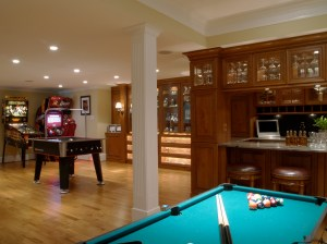 rooms basement gaming games designs decor cave fun bar cool caves basements masculine awesome wallpapers teen digsdigs arcade renovated snack