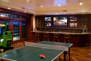 rooms sports wallpapers into
