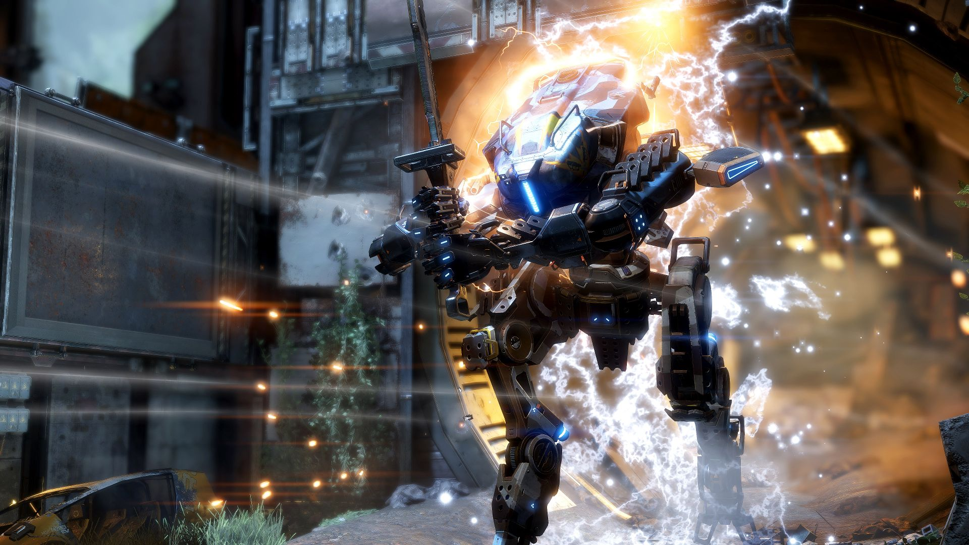 Free Animated Fall Desktop Wallpaper Titanfall 2 Monarch Reigns Wallpapers High Quality