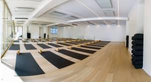 Yoga Room Background 1
