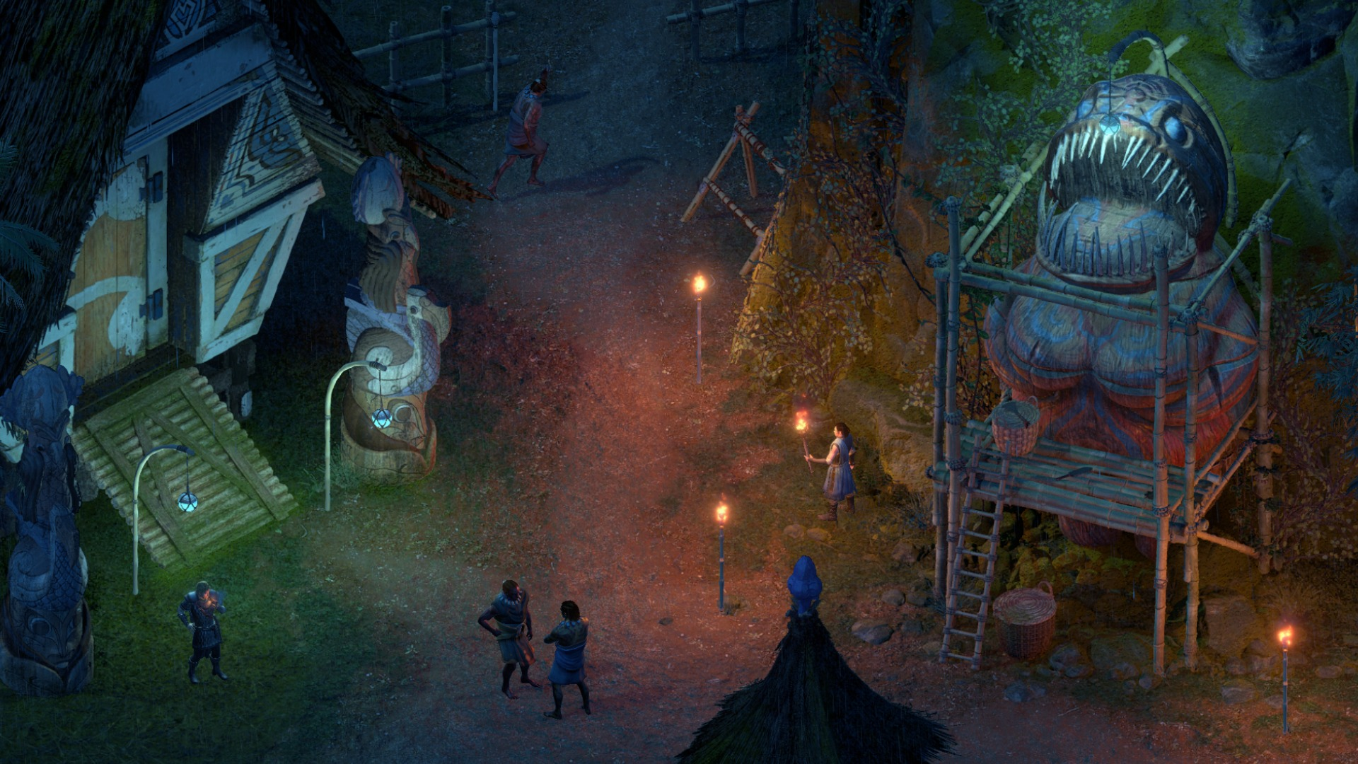 Pillars Of Eternity 2 Deadfire Wallpapers High Quality | Download Free