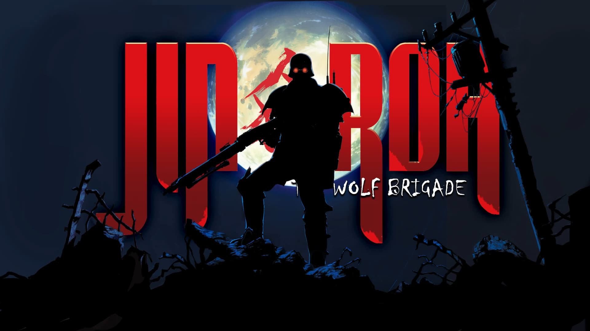 Jin-Roh The Wolf Brigade Wallpapers High Quality | Download Free