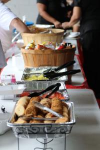 Company event catering