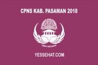 CPNS Kabupaten Pasaman 2018