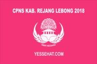 CPNS Kabupaten Rejang Lebong 2018