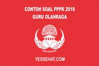 Contoh Soal PPPK Guru Olahraga 2019