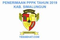 Lowongan PPPK / P3K Simalungun 2019