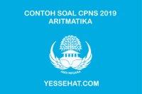 Contoh Soal CPNS Aritmatika dan Jawabannya 2019
