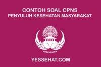 Contoh Soal CPNS Penyuluh Kesehatan Masyarakat dan Jawabannya