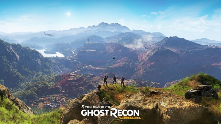Ghost Recon Wildlands, crossover con Rainbow Six in Operazione Archangel 4
