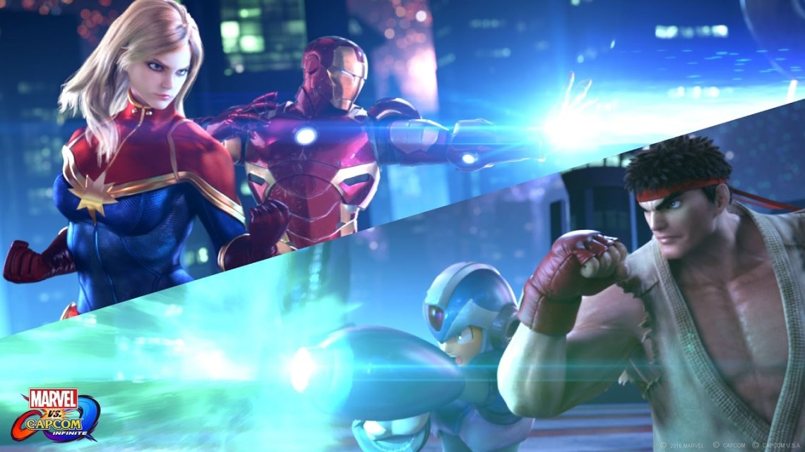 marvel vs capcom infinite, Marvel vs Capcom Infinite: Gemme dell'Infinito mostrate nel nuovo gameplay