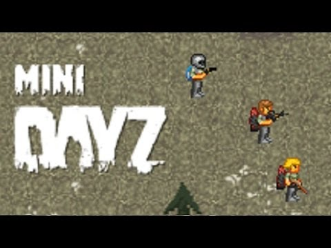 Mini DAYZ: i morti viventi in pixel art 1