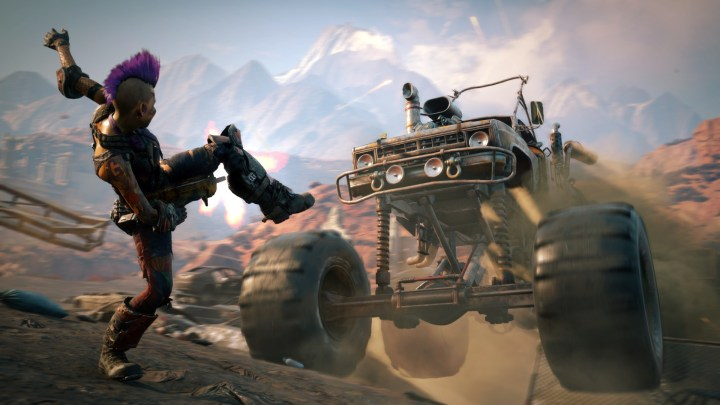 RAGE 2: 9 minuti di Pre-Beta gameplay 18
