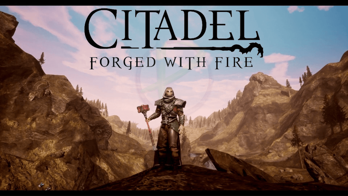 , Citadel: Forged With Fire ora disponibile