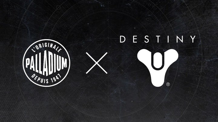 DESTINY 2 - Calzature Palladium in preordine 1
