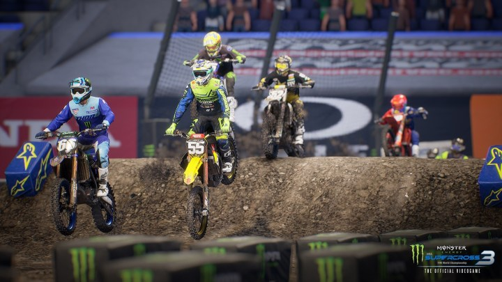Monster Energy Supercross - The Official Videogame 3: L'annuncio 8