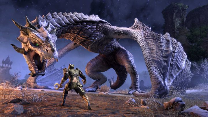 The Elder Scrolls Online: nuovo trailer ai TGA 2