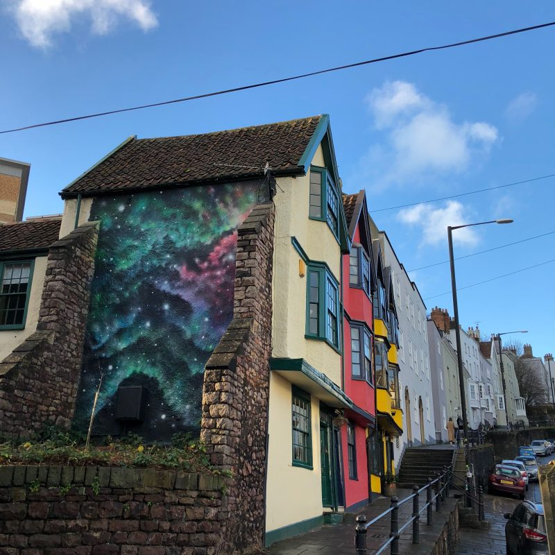 Street Art Bristol | Cheba | Yes Starling