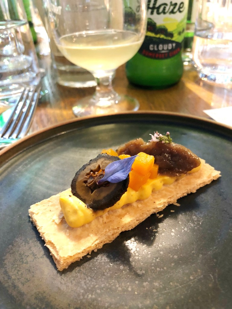 food review | Pasture Bristol | Yes Starling