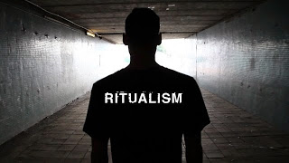 Do we need to be obsessed with ritualism?