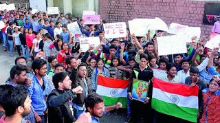 To be or not to be – The JNU debate