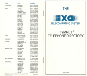 Retrochallenge 2014 Winter Warmup: IXO Telecomputer