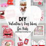 Diy Valentine S Day Ideas For Kids Yesterday On Tuesday