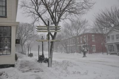Nantucket in Winter | Yesterdays Island, Todays Nantucket