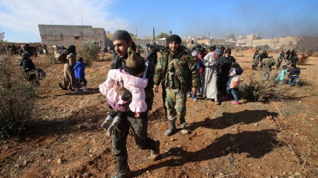 Assad and allies commit war crimes in Aleppo, while US stands idly by