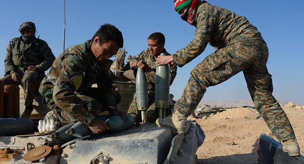 Short-Lived Setback': Syrian Army Prepares to Retake Palmyra