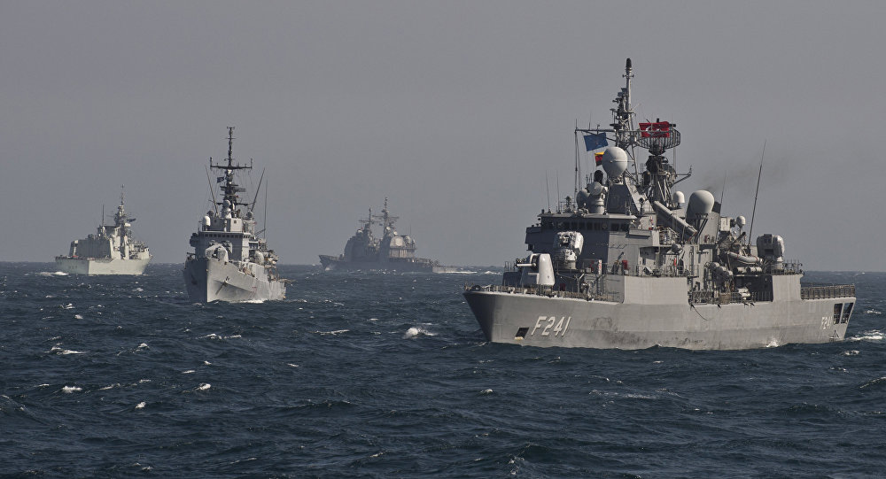 Russia Will Respond if NATO Establishes Military Group in Black Sea