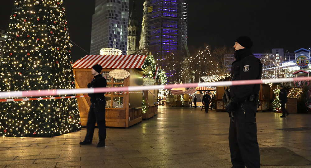 Daesh Claims Responsibility for German Christmas Market Attack
