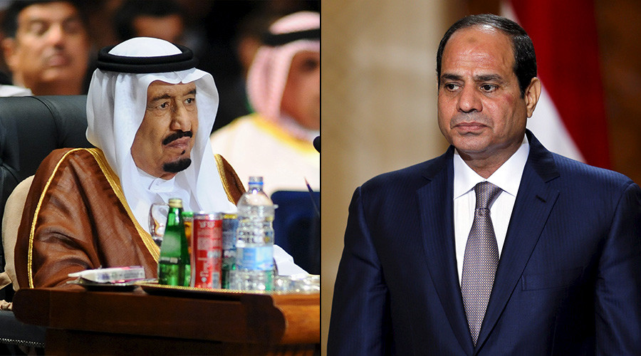 Cairo & Riyadh standoff – political displacement and the new axis of resistance