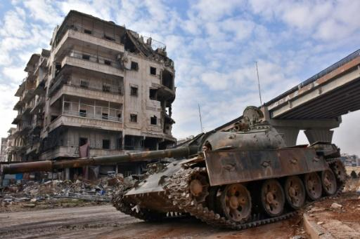IS scored 'opportunistic' wins in Syria as Aleppo fell