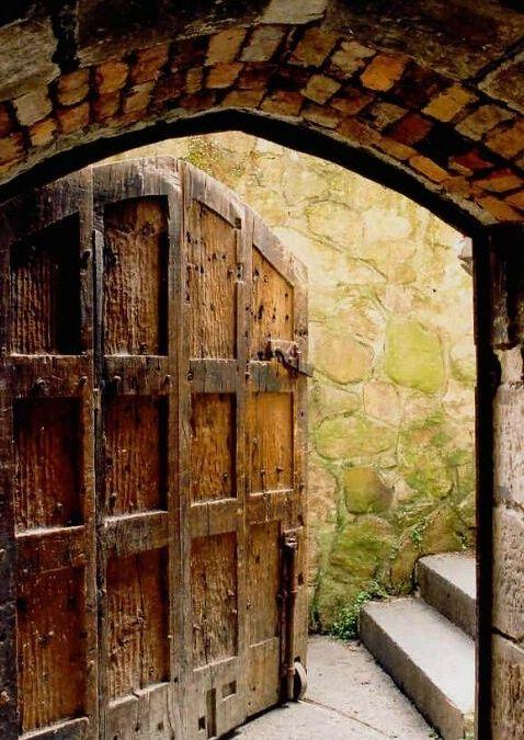 Recognizing God's Open Doors
