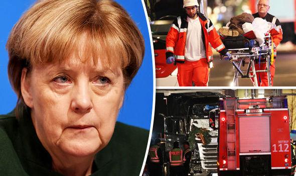 She'll be held RESPONSIBLE' Professor slams Merkel's open borders after Berlin attack