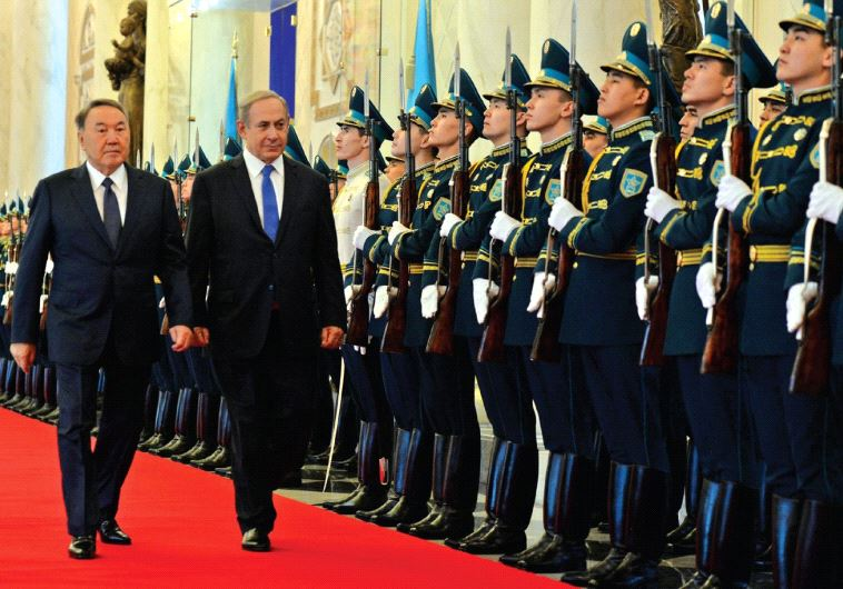 Will Netanyahu's visits to Muslim countries bring Israel's secret ties out of the closet?