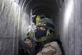 Two dead, four missing in latest collapse of Hamas tunnel in Gaza