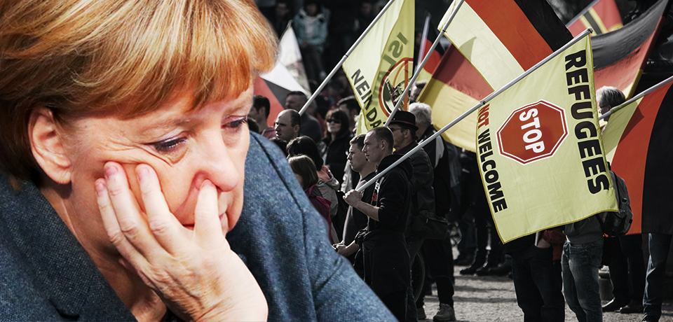 Angela Merkel's Test of Faith