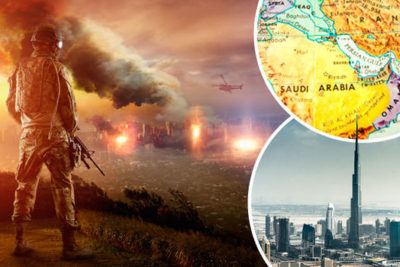 Iran WARNS the World: New world war will DESTROY Israel and Dubai
